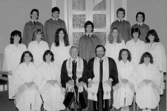 group confirmation photo